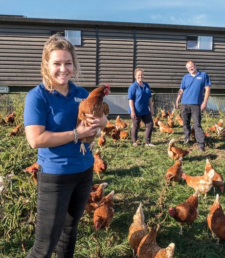 Iedereen is welkom op de boerderij van 'Harm' in Malden