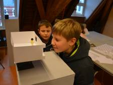 Eerste Gentse editie Kinderuniversiteit KU Leuven lokt 140 deelnemers