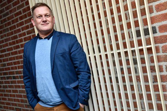 """De Lebbeekse burgemeester Raf De Wolf is geen vragende partij voor een fusie: """"De eerste stap daarvoor zal Lebbeke zeker niet zelf zetten."""""""