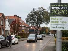 Tivoliweg in Hulst drie dagen op slot