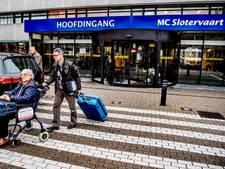 Wethouder: 'Curator brak onderhandelingen Slotervaart af'