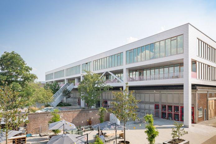 Het Platform in De Nieuwe Stad in Amersfoort is uitgeroepen tot Kantoorgebouw van het Jaar 2020.