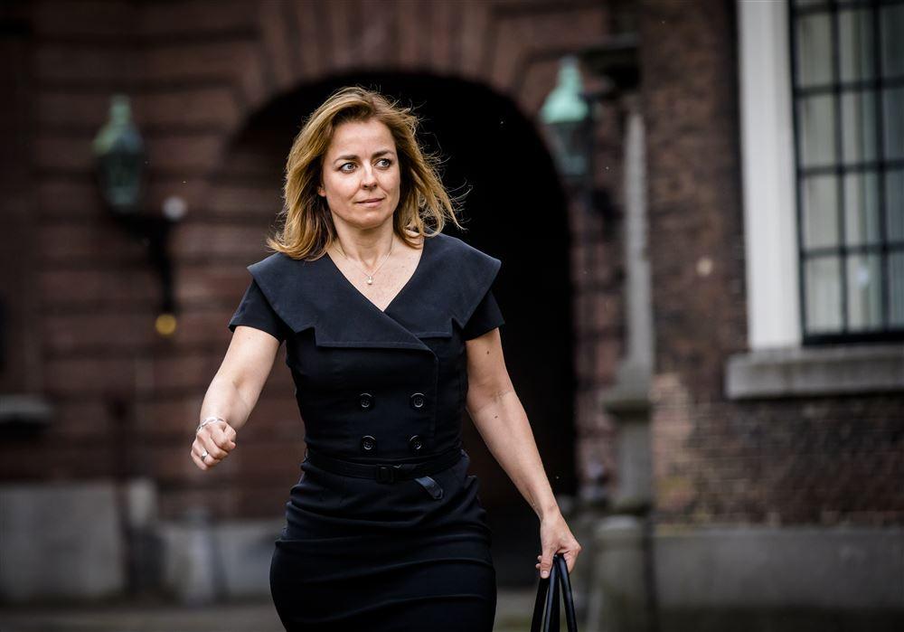 Leider Marianne Thieme van de Partij voor de Dieren