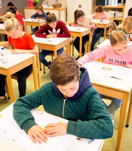Cito-toets al lang niet heilig meer: nog op 61 procent van West-Brabantse scholen