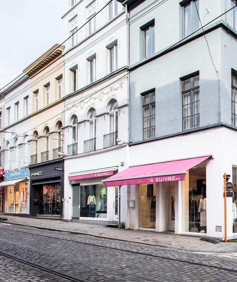 De A Suivre winkel in Gent.