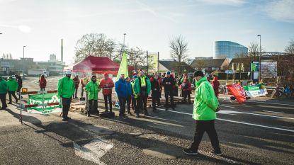 Gent gaat wegblokkades door stakers niet verbieden 'voor algemeen belang'