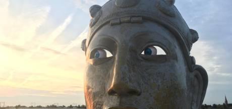 Deze creatievelingen gaven het 'Gezicht van Nijmegen' rollende ogen: 'We werden steeds meliger'