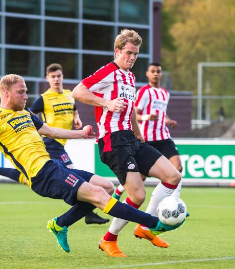 Bekijk hier de samenvatting van Jong PSV - FC Dordrecht