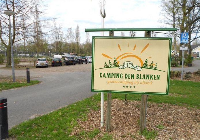 Camping Den Blanken in Neede.