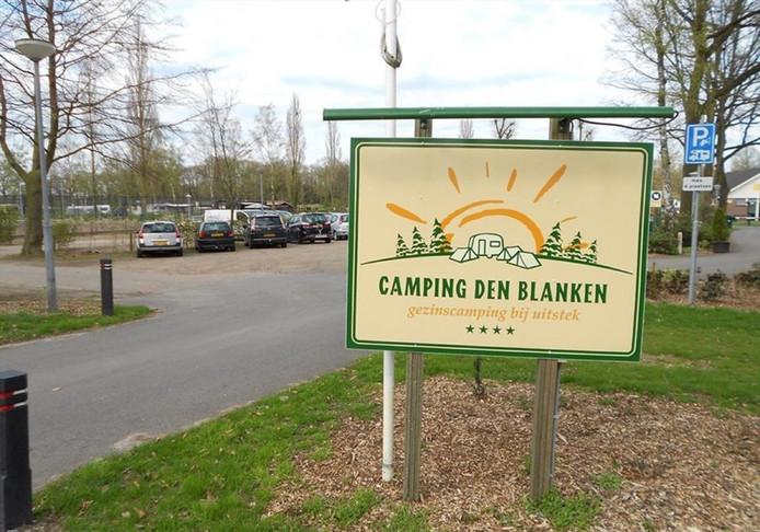 Camping Den Blanken in Neede.