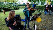 Kerkhof viert Allerheiligen met muziek en poëzie
