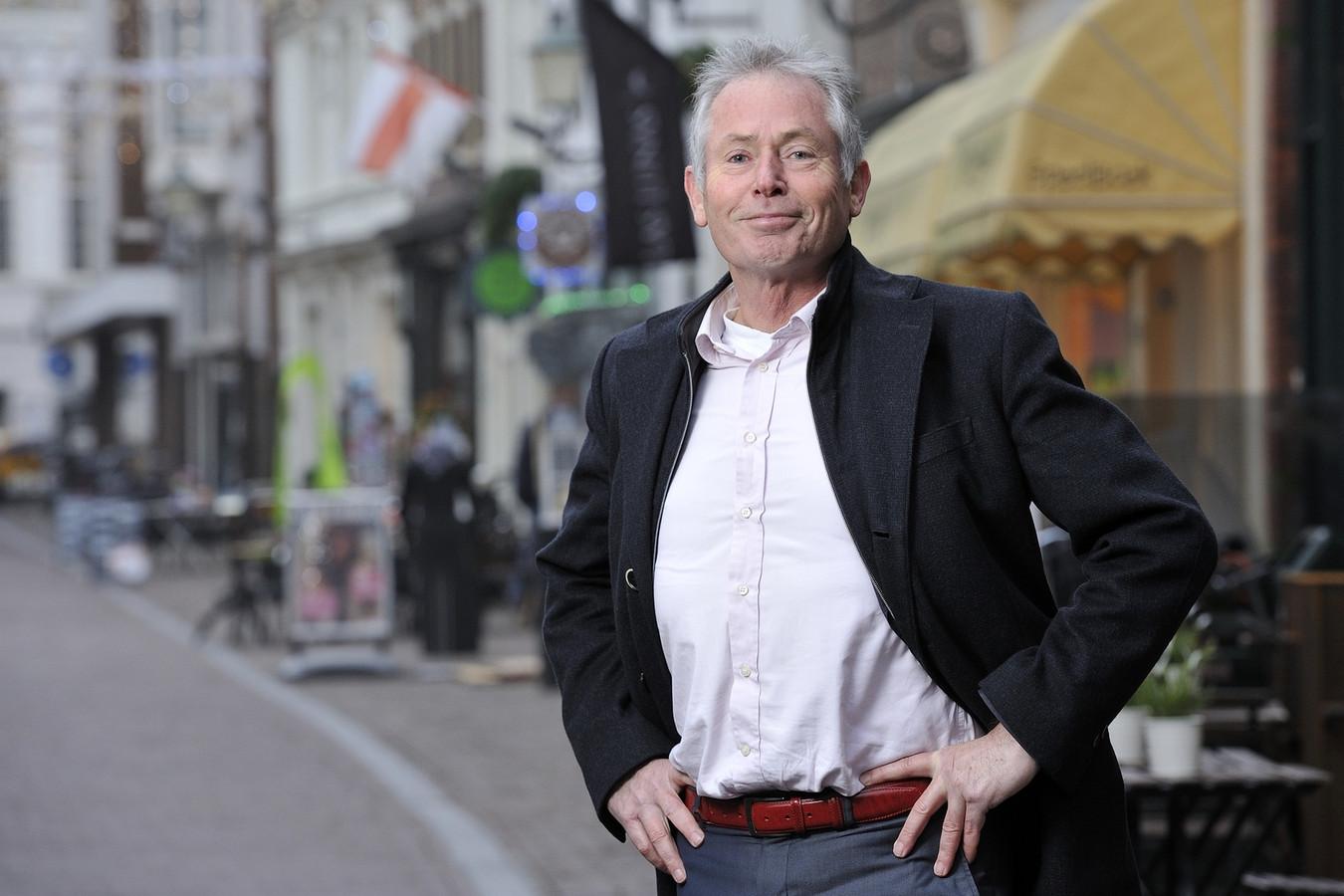 Gedeputeerde Pim van den Berg: ,,Vooral een lokaal verkeersprobleem.''