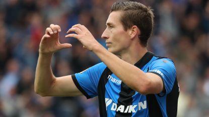 VIDEO. Vanaken schenkt Club met sublieme goal de zege in felle topper tegen Anderlecht, blauw-zwart deelt leiding met Genk