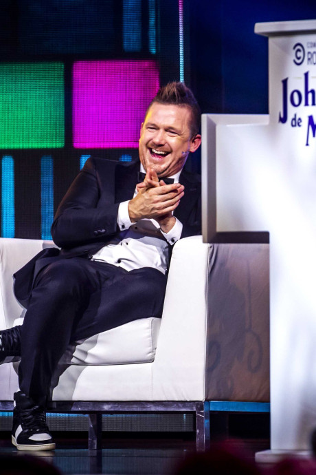 Peter Pannekoek fileert Johnny de Mol: 'Je bent een luie hond'