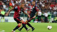 Debuut in mineur voor Nainggolan in Cagliari: meteen onderuit tegen Brescia