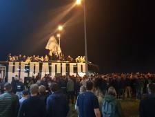 Groot feest in Almelo na winst Twentse derby