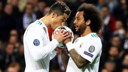 """De emotionele boodschap van Marcelo aan zijn maatje Cristiano Ronaldo: """"Je toewijding is het meest bizarre dat ik heb gezien in een atleet"""""""