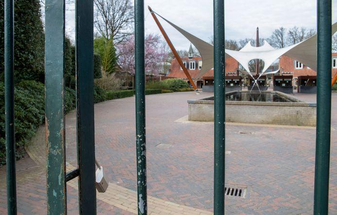 Ouwehands Dierenpark in Rhenen is gesloten.