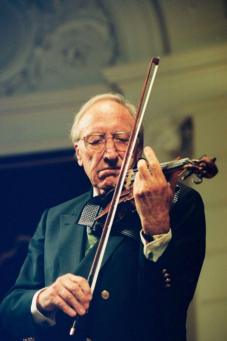 Herman Krebbers. Beeld ANP