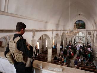 De uitroeiing nadert voor Iraakse christenen