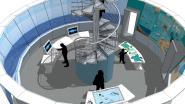 Vinvisskelet, zandbank van 8 meter en zelfs mammoet: provinciaal centrum Duinpanne krijgt make-over van 1,4 miljoen euro