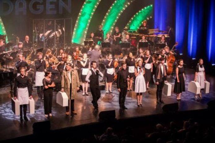 Nederlandse Musical Dagen in Tilburg