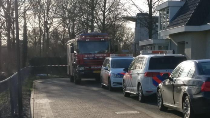 Politie doet onderzoek bij Dommel