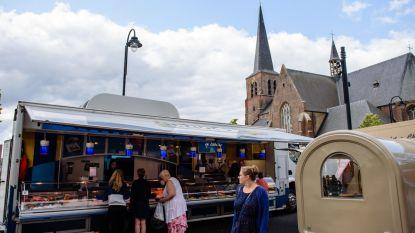 Donderdagmarkt verhuist naar Meiplein in Witgoor