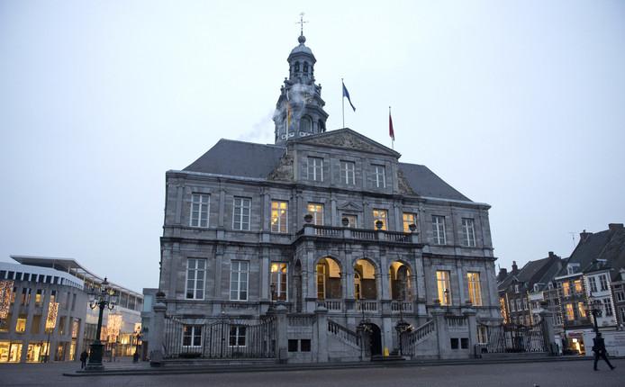 Het stadhuis van Maastricht.