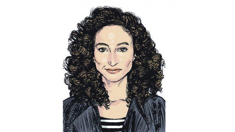 Yasmina Aboutaleb. Beeld Agata Nowicka