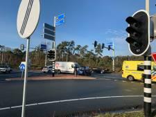 Vrouw gewond bij ongeluk op N35 bij Nijverdal