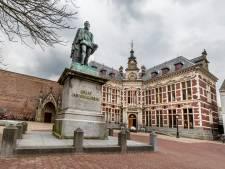 Beeld Jan van Nassau op Domplein is voortaan monument