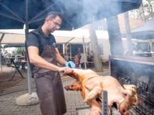 Barbecuefans weten grillfeest in Geesteren massaal te vinden
