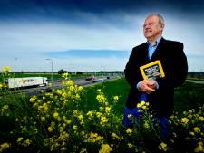 Hessel Visser weet wel hoe de verkeersproblemen opgelost moeten worden
