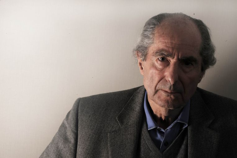 Philip Roth (1933 - 2018) stopte vijf jaar geleden met schrijven. Beeld Photo News