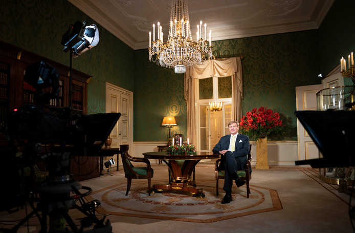 De kersttoespraak van Zijne Majesteit de Koning wordt eerste kerstdag, dinsdag 25 december, om 13.00 uur uitgezonden.