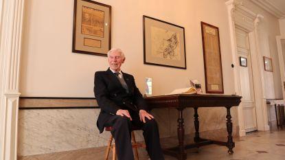 """98-jarige oorlogsveteraan wandelt om geld in te zamelen voor Talbot House: """"We hebben 100.000 euro nodig, anders zou het wel wel eens voorgoed gedaan kunnen zijn"""""""