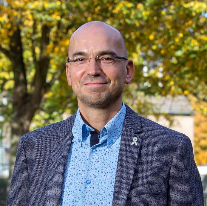 Raadslid Michel van Elck van Leefbaar Rotterdam.