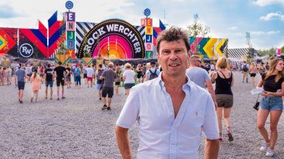 """Burgemeester Rotselaar: """"Onze politie heeft meer werk als het geen Rock Werchter is"""""""