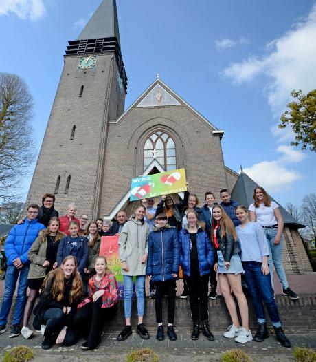 Jeugd op ontdekking in Lourdes: tieners geloven in Rock Solid in Geesteren