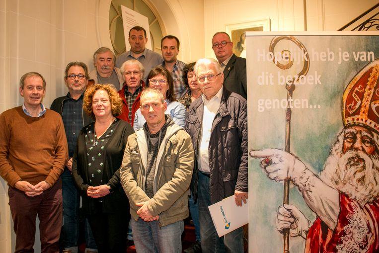 Het Sint-Nicolaasgenootschap Vlaanderen bestaat precies dertig jaar.