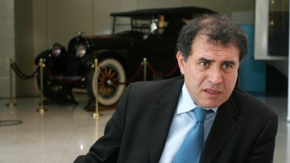 Econoom Nouriel Roubini voorspelt crisis erger dan Grote Depressie van jaren '30
