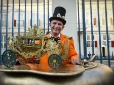 Johan Vlemmix in zijn eentje bij Prinsjesdag: 'Petje af voor iedereen die thuisblijft'