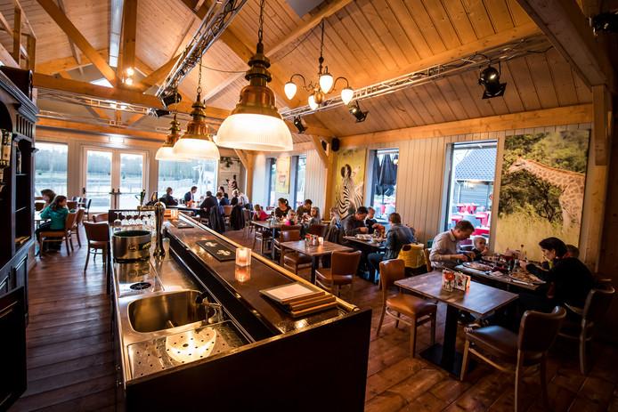 Pannenkoekenrestaurant Klein Afrika in Oldenzaal