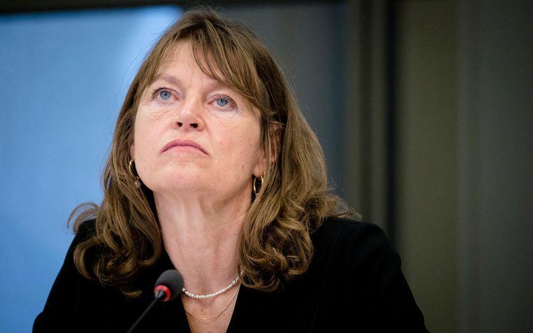 Kinderombudsman Margrite Kalverboer. Beeld ANP