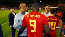 """Roberto Martínez: """"Vertrek van Henry was onvermijdelijk"""""""
