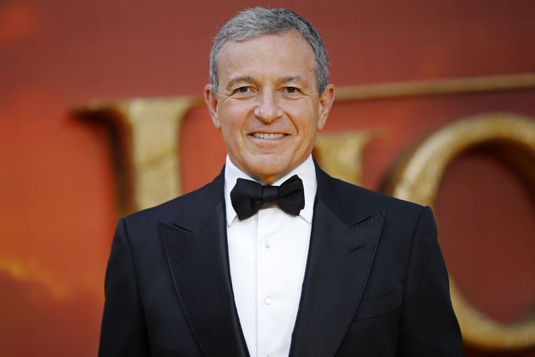Disney CEO Robert Iger