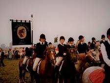 Paardenclub Esbeek stopt na vergane glorietijden