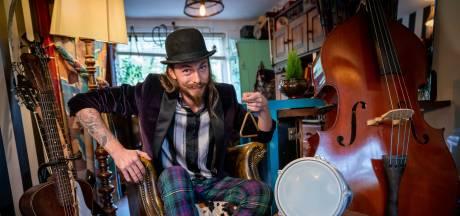 Eibergenaar Frans (29) heeft adhd: 'Alle dagen hard drummen'