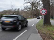 Deze provinciale weg (N348) voelt tussen Gorssel en Eefde veiliger met een snelheidsverlaging